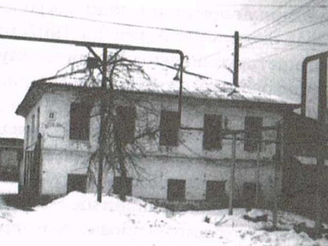 Дом с привидениями в Чебаркуле