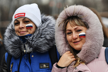 Россияне нашли повод для гордости