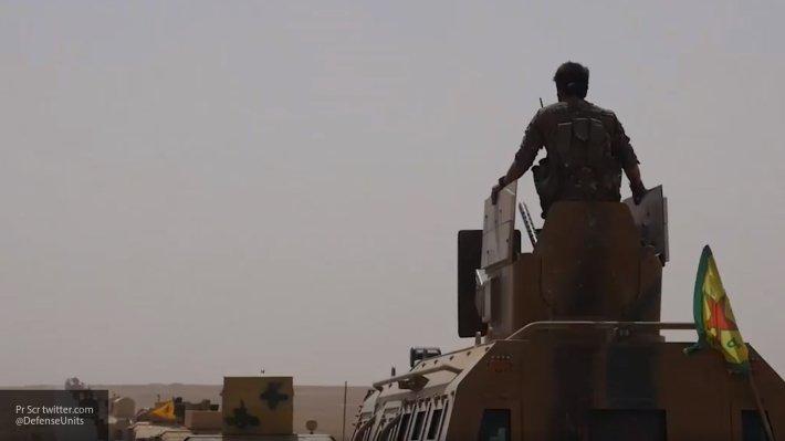 Боевики ИГ* на «джихад-мобиле» уничтожили союзников США в Дейр-эз-Зоре