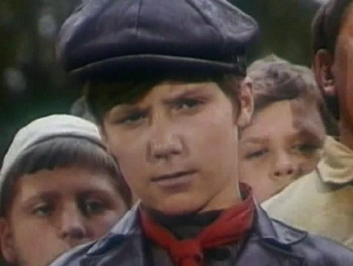 Сергей Шевкуненко в фильме *Бронзовая птица*, 1974 | Фото: kino-teatr.ru