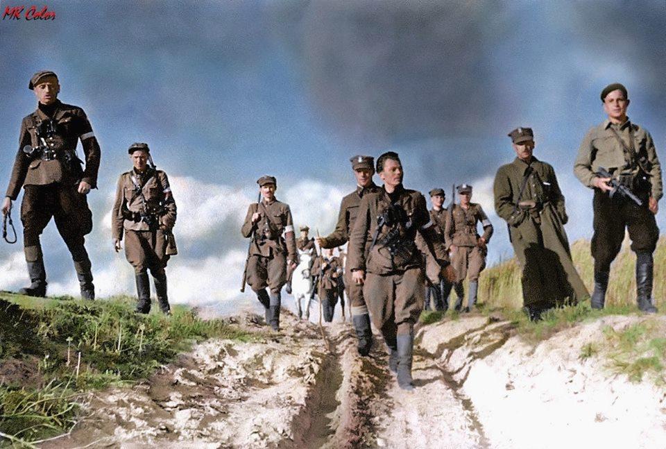 Польский бандитизм. 1944-45 г.