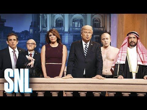 Не плачь по мне, Аргентина — Saturday Night Live высмеял Трампа на G20