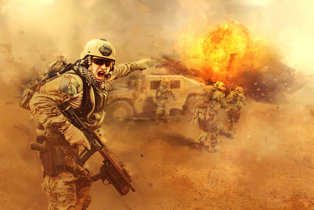 Дутая военная мощь: армию СШ…