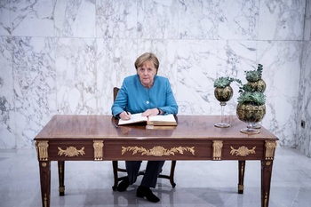 Почти половина немцев хочет отставки Ангелы Меркель