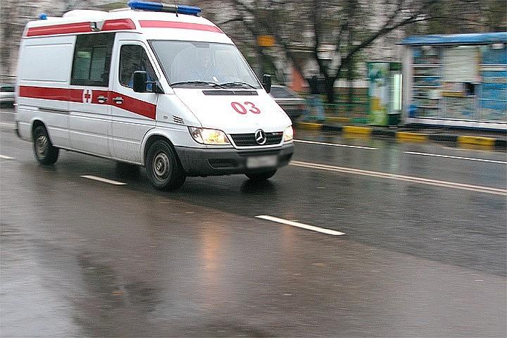 В подмосковной аварии на Симферопольском шоссе столкнулись пять машин