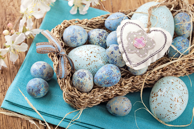 ТОП-15 Способов, как красить яйца
