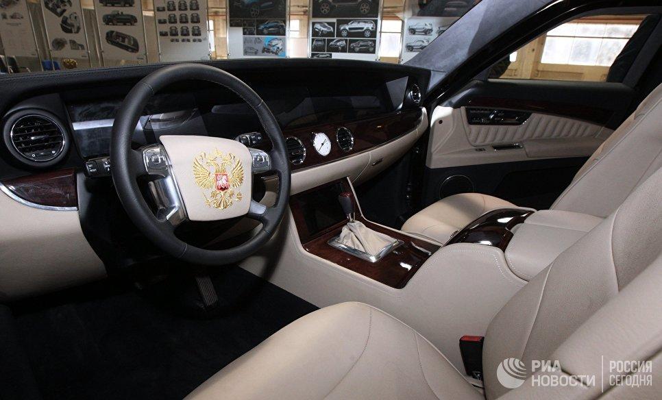 """Импортозамещение от шести-семи миллионов: Автомобили проекта """"Кортеж"""" появятся в свободной продаже в 2019 году"""