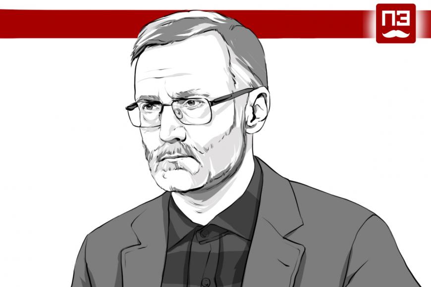 Михеев возмущен иностранцами…