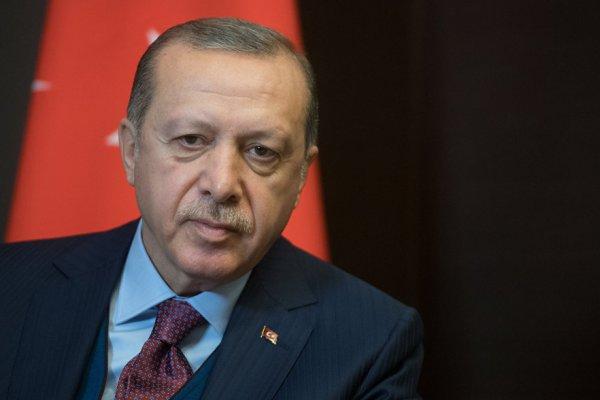 Эрдоган обсудил с Трампом итоги встречи по Сирии в Сочи