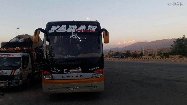 Сирия: более 180 беженцев вернулись за сутки из Ливана и Иордании