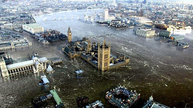 Ясновидящая Вера Лион говорит, что в 2019 году Европу ждут наводнения, а Россию...