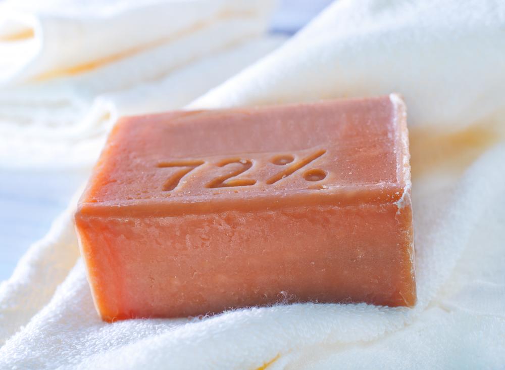 лечение вирусов мылом