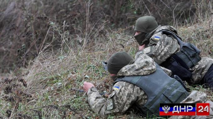 ВСУ привезли в «серую зону» несколько трупов для постановочного обстрела