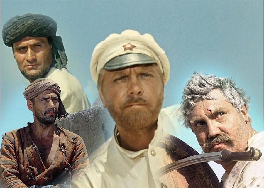 Лучшие цитаты советского кино. Белое солнце пустыни
