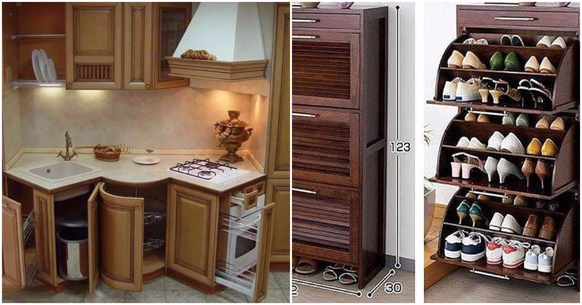 Гениальные дизайнерские идеи, которые сделают ваш дом уникальным