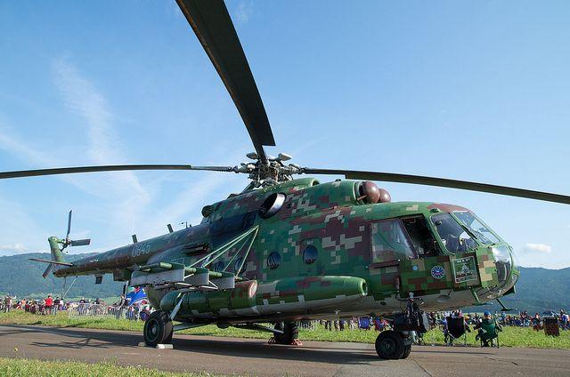 В Пентагоне признали превосходство российских вертолетов над американскими