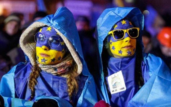 Вот и сказочке конец: украин…