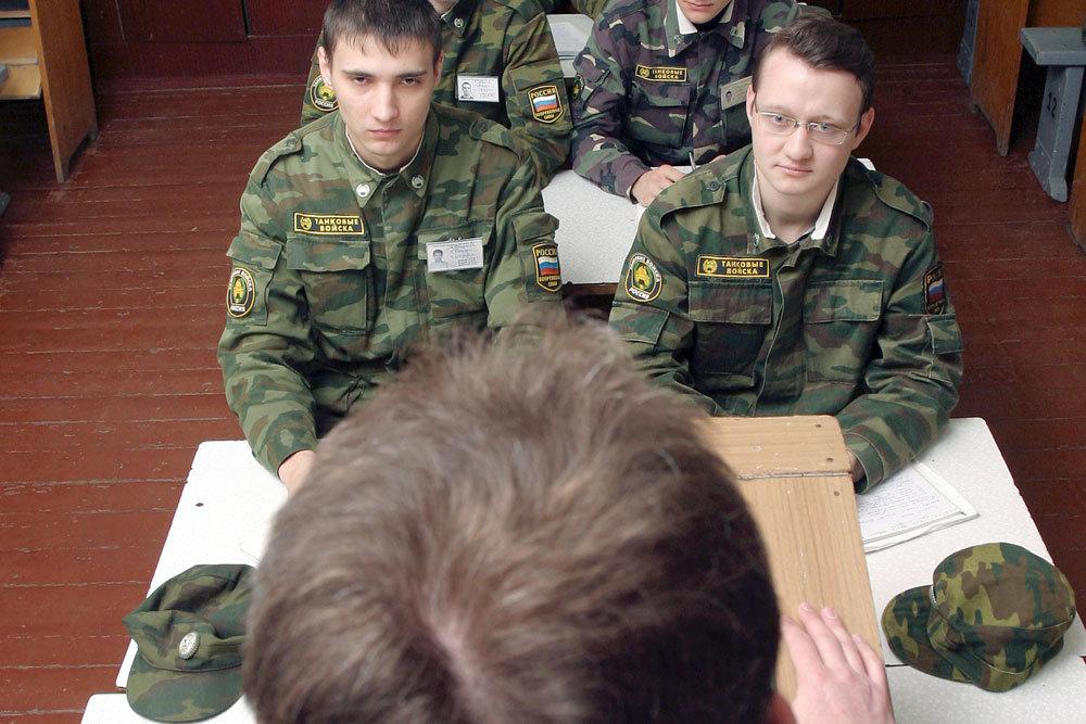 В Минобороны рассказали о реформе военных кафедр при вузах