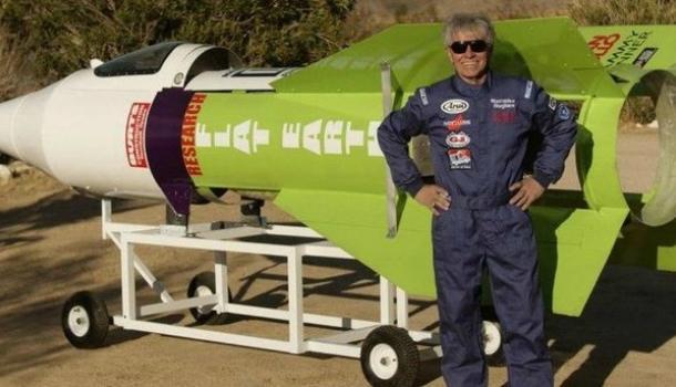 В США снова строят ракету для выяснения — плоская ли Земля?