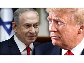 Трамп марионетка Израиля, а не России