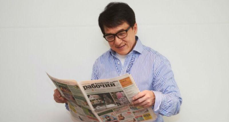 Джеки Чан, Николь Кидман и другие звезды поздравили с праздниками читателей «Копейского рабочего»