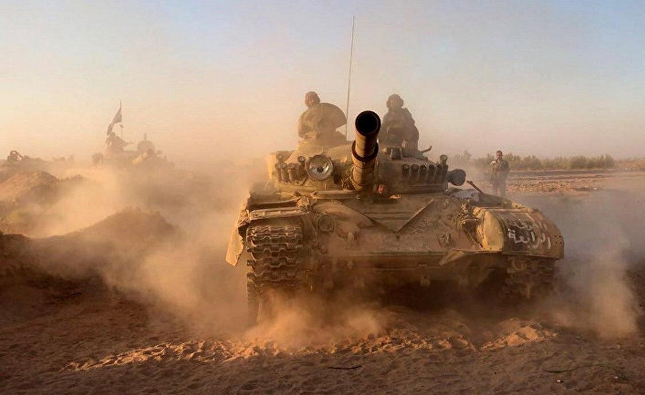 Сирия: битва за Идлиб приближается