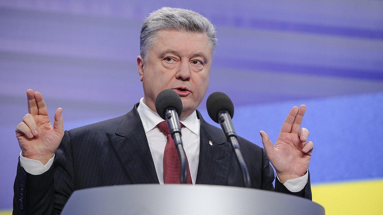Луценко рассказал о намерении Порошенко баллотироваться на второй срок