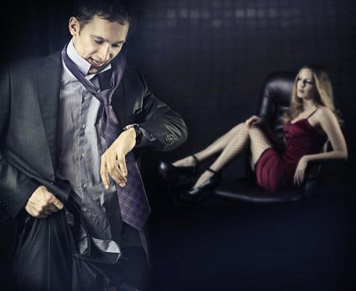 Женатый мужчина - чужой мужчина...