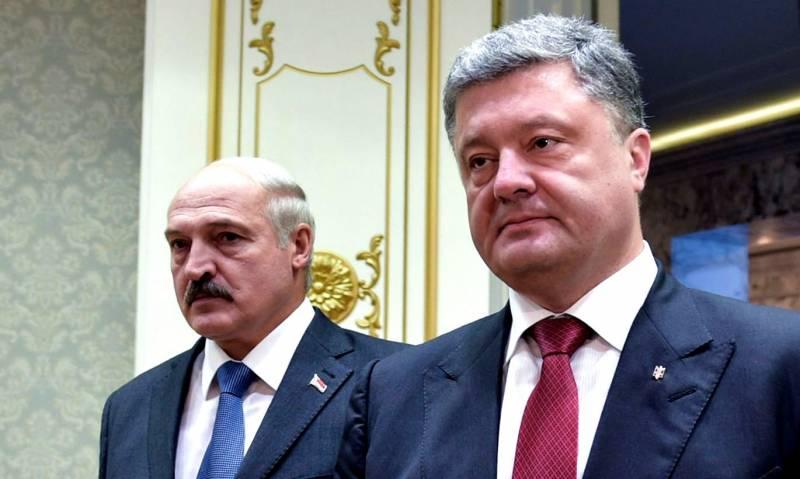 Вслед за Россией украинцы решили порвать и с Беларусью?