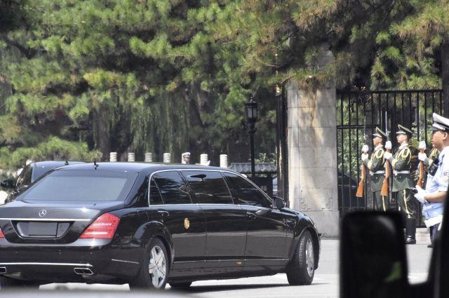 СМИ: Ким Чен Ын прибыл в Пекин