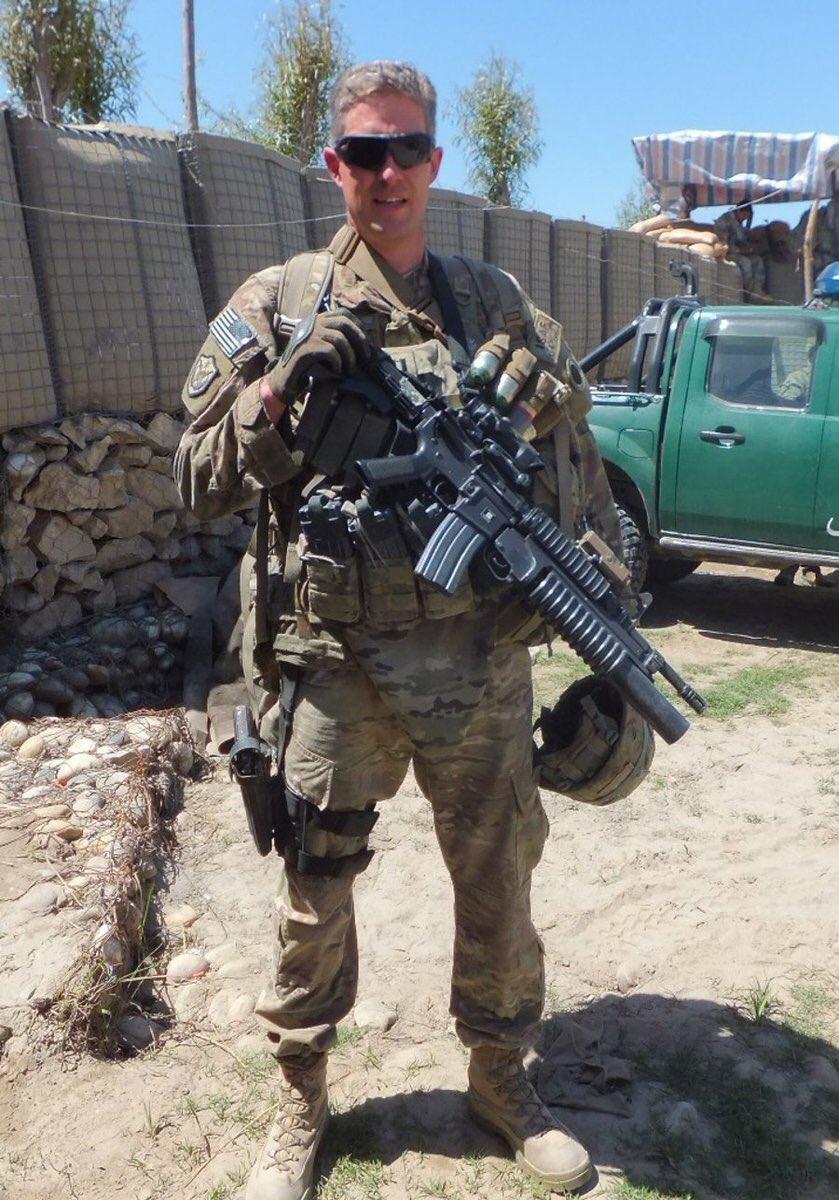 В Кабуле погиб американский майор