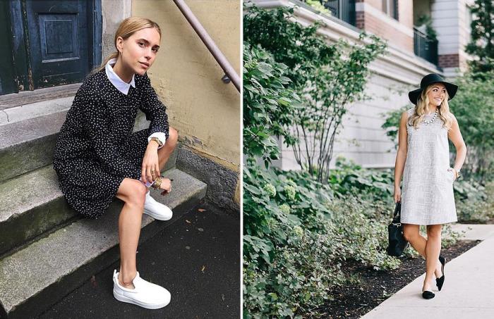Свободное платье-туника - вещь, которая должна быть в гардеробе каждой девушки.