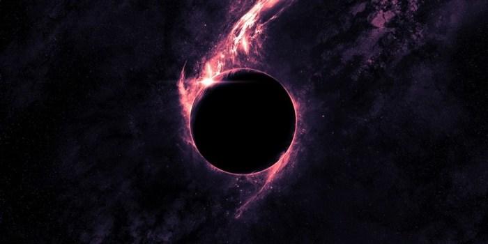 Вселенная вдруг потеряла большую звезду