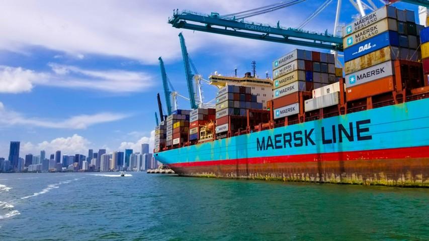 Глава A.P. Moller-Maersk предупредил об угрозе для экономики США