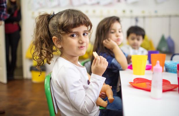 Фото №1 - Первый раз в детский сад: можно ли избежать истерик у малыша