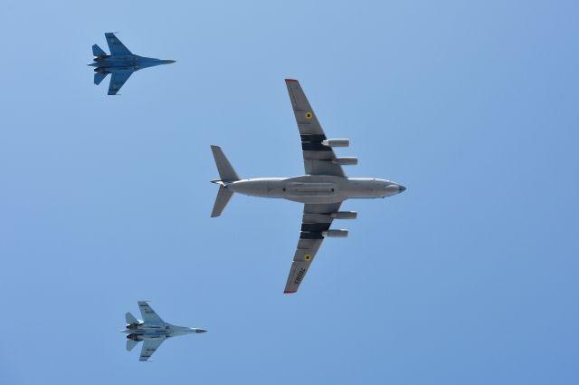 Стало известно имя американца, погибшего при крушении Су-27 на Украине