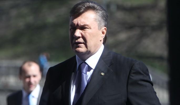 Янукович перестал выходить на связь