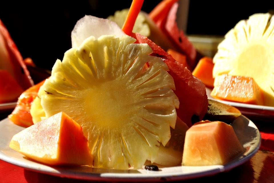 Еда и фрукты на Бали. Что купить и съесть туристу