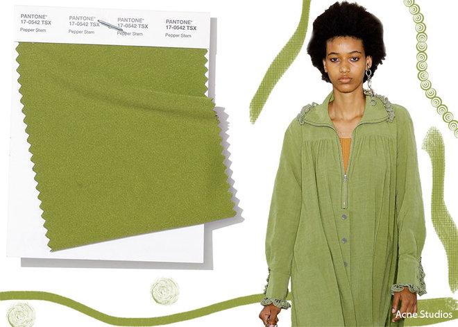 Модные цвета весна-лето 2019 в одежде