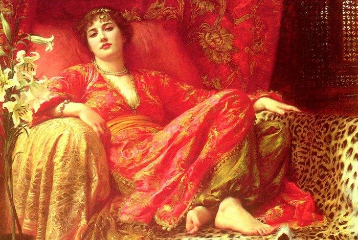 Как женщины жили в восточных гаремах, или О чем не рассказывают в романтических фильмах