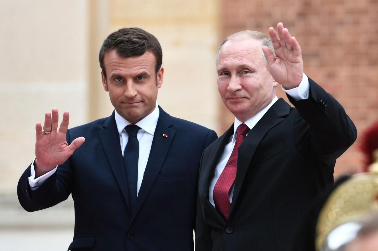 Путин не против создания общ…