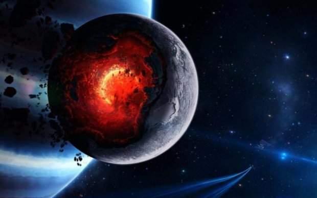 Смертоносную Нибиру запечатлели в небе рядом с Луной.
