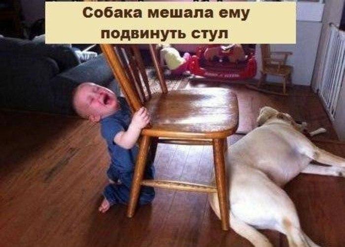 Родители выложили фото своих плачущих детей с подписью, почему они плачут