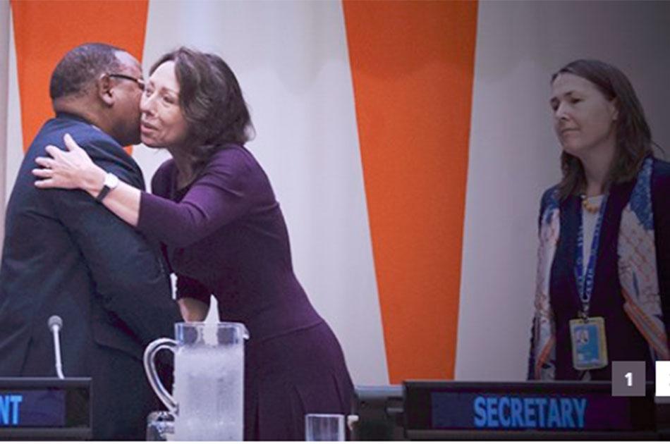Сексуальные домогательства докатились до ООН