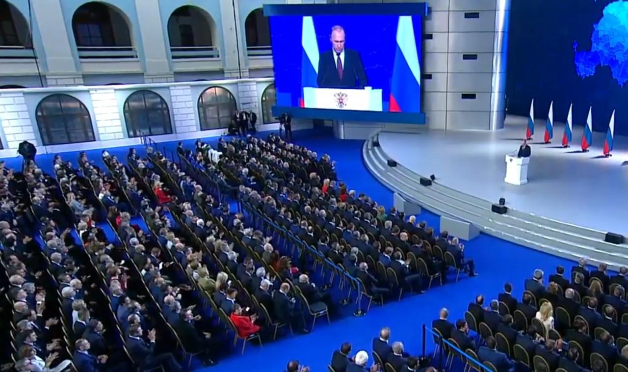 «Это в интересах народа России»: Владимир Путин о решении экологических проблем
