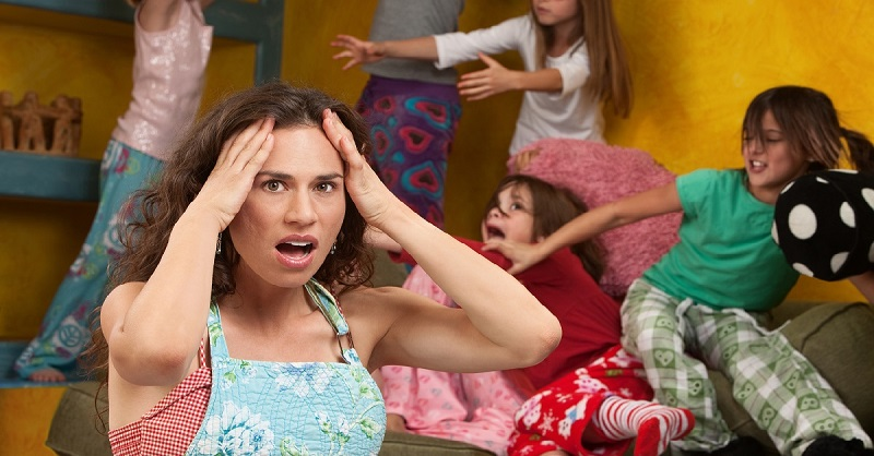 Что пугает женщин в материнстве