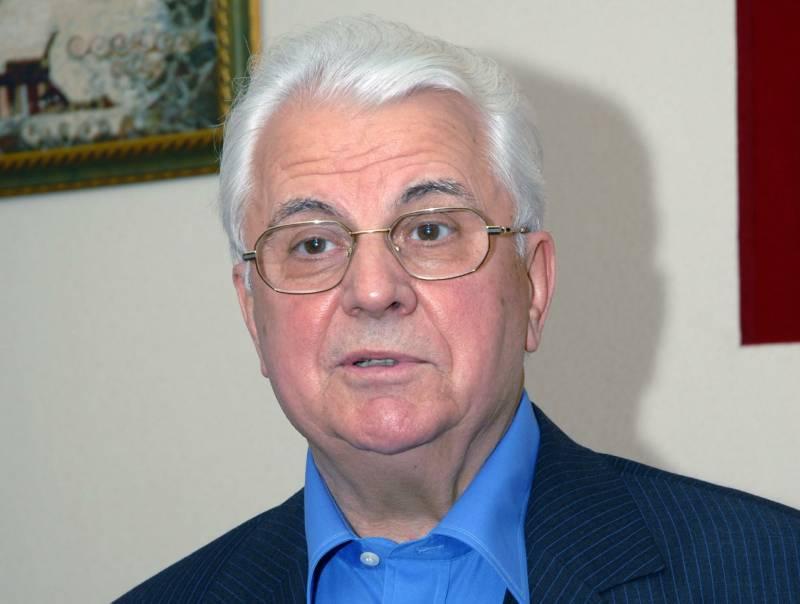 Кравчук: Москва сама может отказаться от Крыма