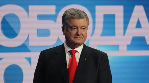 Порошенко попал в тройку самых коррумпированных президентов мира
