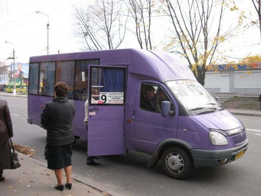 Возмутительный инцидент в Киеве: АТОшника с льготным билетом высадил весь автобус