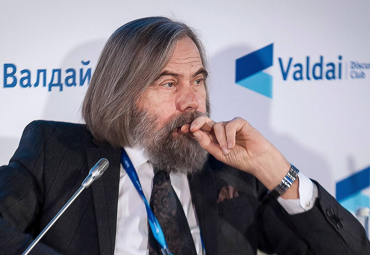 Погребинский о визите Путина…